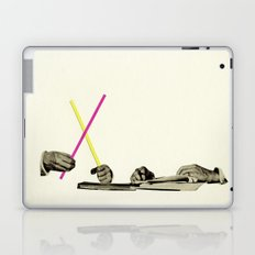 Let's Play Pick-Up Sticks Laptop & iPad Skin