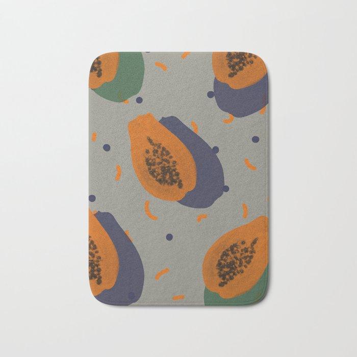 Papaya Bath Mat
