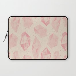 Crystal of Unconditional Love Laptop Sleeve