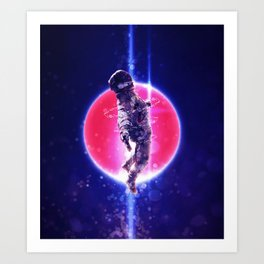 Natural Ascension Art Print