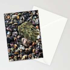 pool of pebbles  Stationery Cards