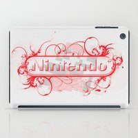 nintendo iPad Cases featuring Urban Nintendo by Donkey Inferno
