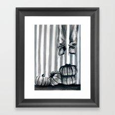 The Saddest Trick Framed Art Print