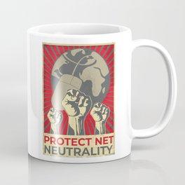 Protect Net Neutrality Coffee Mug