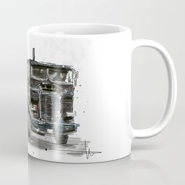 Tow-truck Coffee Mug