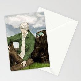 Mushishi Stationery Cards