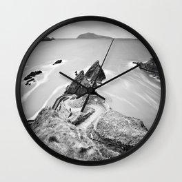 Coumeenoole Beach. Kerry | Ireland Wall Clock