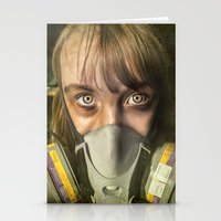 apocalypse now Stationery Cards featuring Apocalypse by Bruce Stanfield Photographer