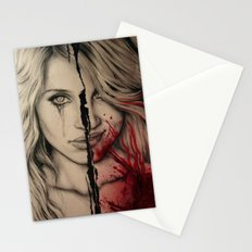 lucy's dead Stationery Cards
