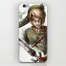 Link iPhone Skin