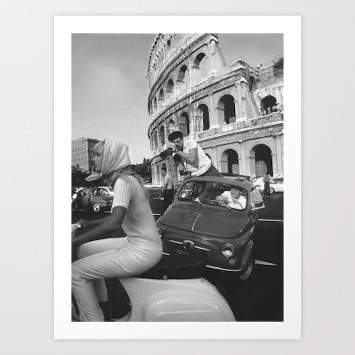bella roma Kunstdrucke