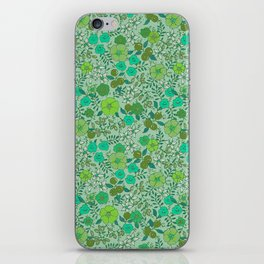 Floral2 iPhone Skin