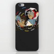 Transmute iPhone & iPod Skin