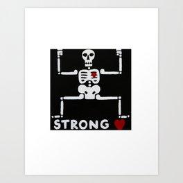 Strong Art Print