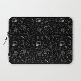 Witchy pattern Laptop Sleeve