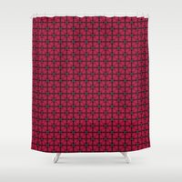 orchid Shower Curtains featuring Orchid by TRUA