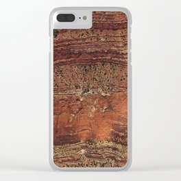 Grand Canyon II Clear iPhone Case