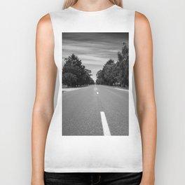 The Long Road Biker Tank