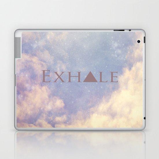 Exhale Laptop & iPad Skin