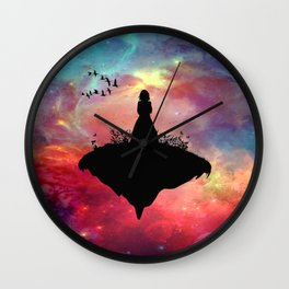 My Favorite Spot Wall Clock