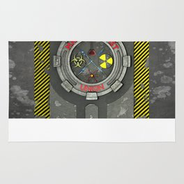 Mad Scientist Union Rug
