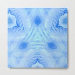 Pattern of clouds 20 Metal Print