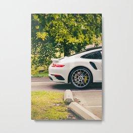 911 Turbo Metal Print