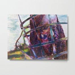 Subject 01 Metal Print