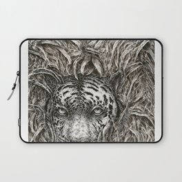 Bengal in Bamboo Laptop Sleeve