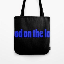 Ood On The Loo Tote Bag