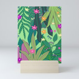 Fantasy Botanical #12 Mini Art Print