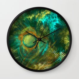 Art 1 Wall Clock