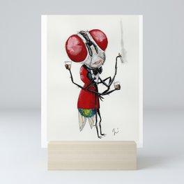 Barfly Mel Mini Art Print