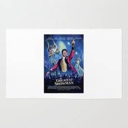 The Greatest Showman Poster Rug