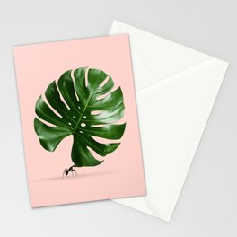 MONSTERA ANT Stationery Cards