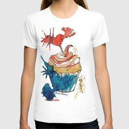 CupCake Explode T-shirt