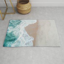 Ocean Mint Rug