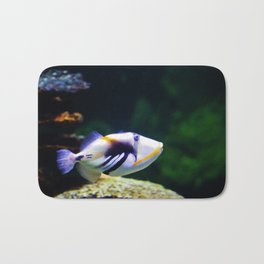 Picasso Triggerfish Bath Mat