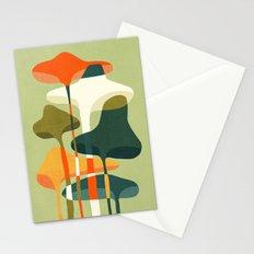 Little mushroom Stationery Cards