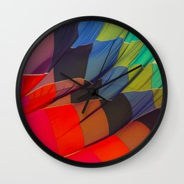 Brighten up and away your day Wall Clock