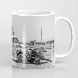 REPENT Jesus Truck Salvation Mountain Coffee Mug