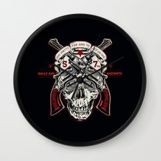 Firefly 57th Brigade Mal's Independents Brigade Wall Clock