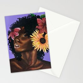 Natural Beauty Stationery Cards