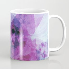 Precipice in Purple II Coffee Mug
