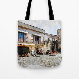 Erice art 4 Tote Bag
