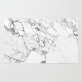 Arabescatto Marble Rug