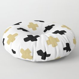 Geometric Pattern 4 Floor Pillow