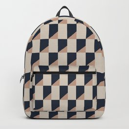 Pattern perspective Backpack
