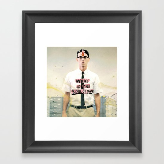 soulgeek Framed Art Print