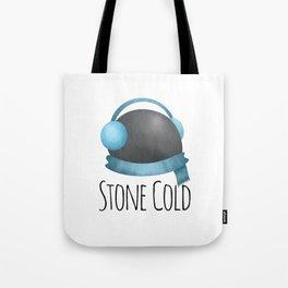 Stone Cold Tote Bag